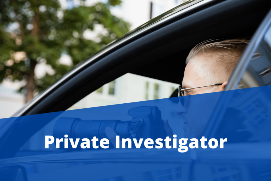 How To Hire a Private Investigator to find birth parents
